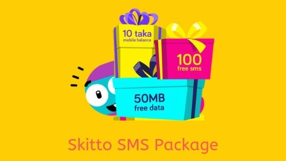 New Skitto SMS Package