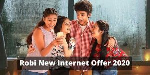 Robi New Internet Offer 2020