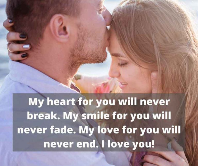 101 Deep Love Messages for Him - Sending Text Wishes