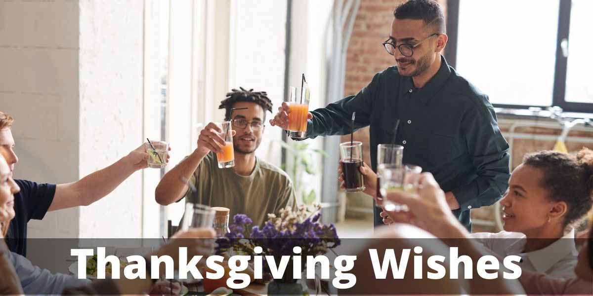 Thanksgiving Messages Wishes