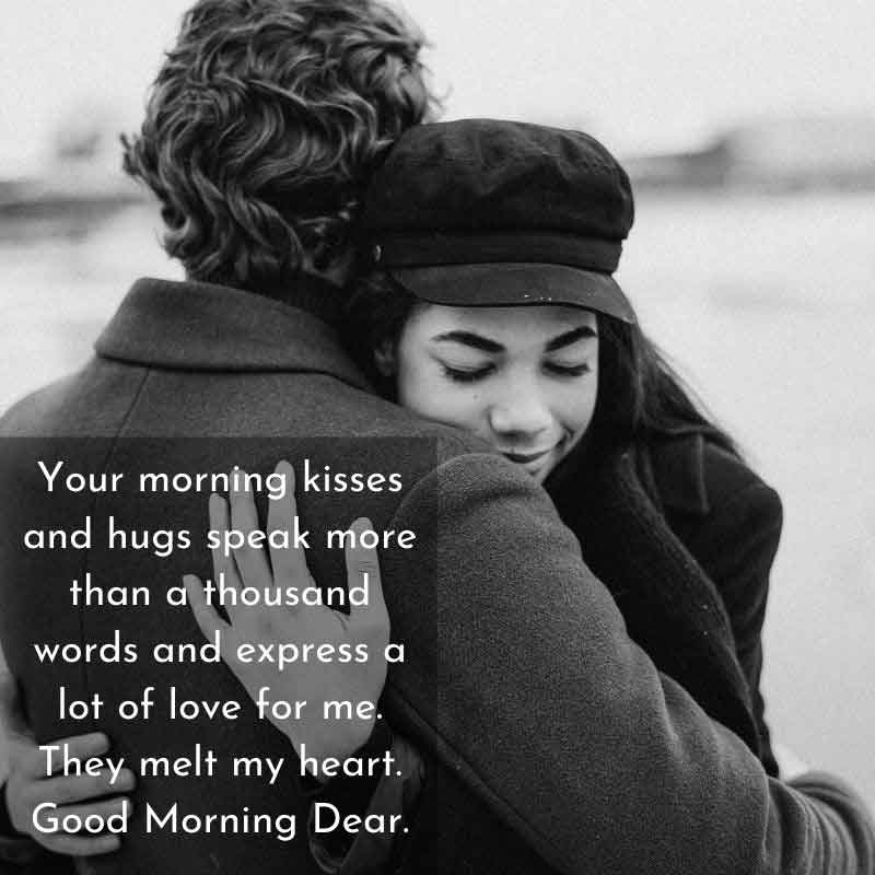 Good Morning Text for Husband with Image