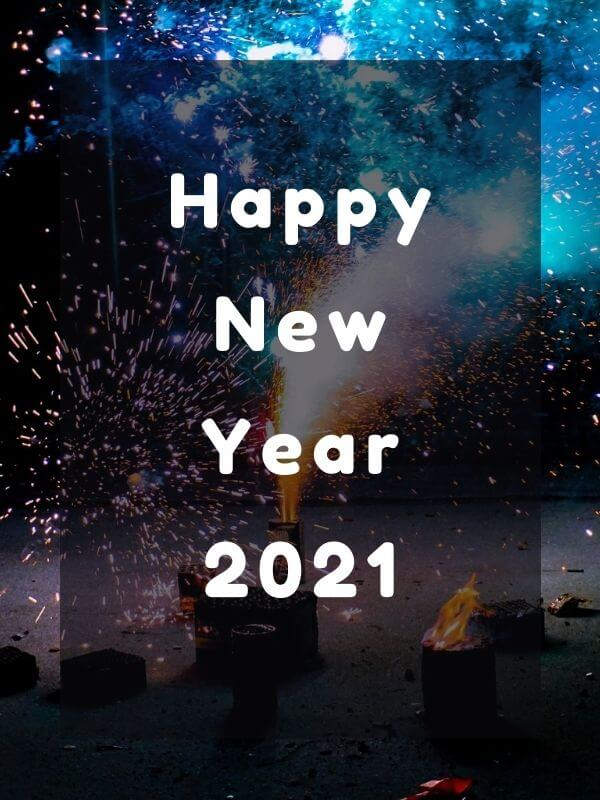Best Happy New Year 2021