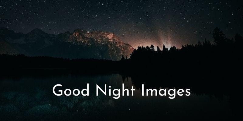 Good Night Images & Photo