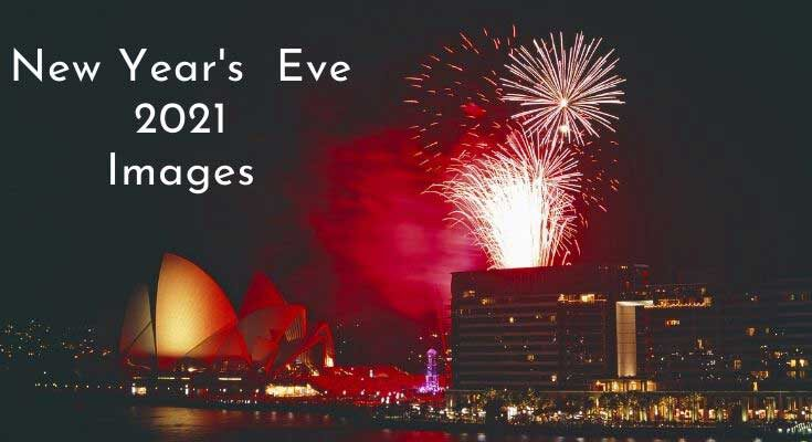 New Year's Eve 2021 Fireworks Wishes Images & Photos