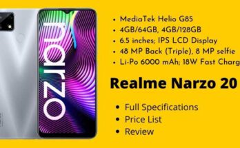 Realme-Narzo-20-Full-Specifications