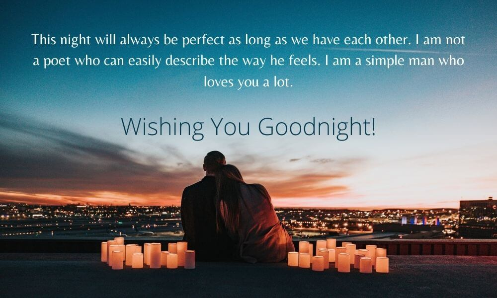 Good Night Wish for Special Person
