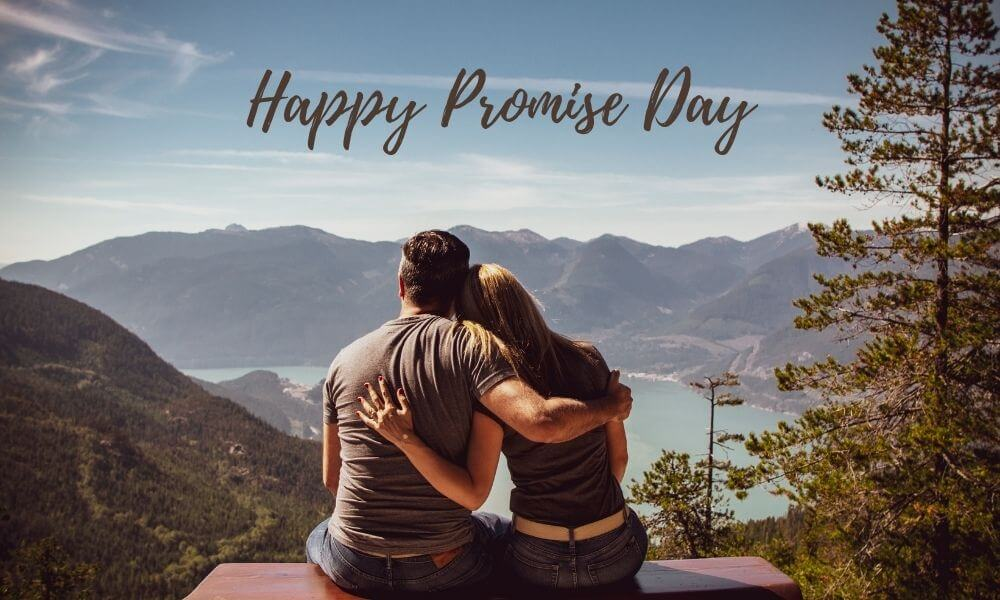 Happy Promise Day Message for Girlfriend