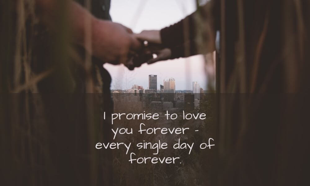 Happy Promise Day Msg for GF
