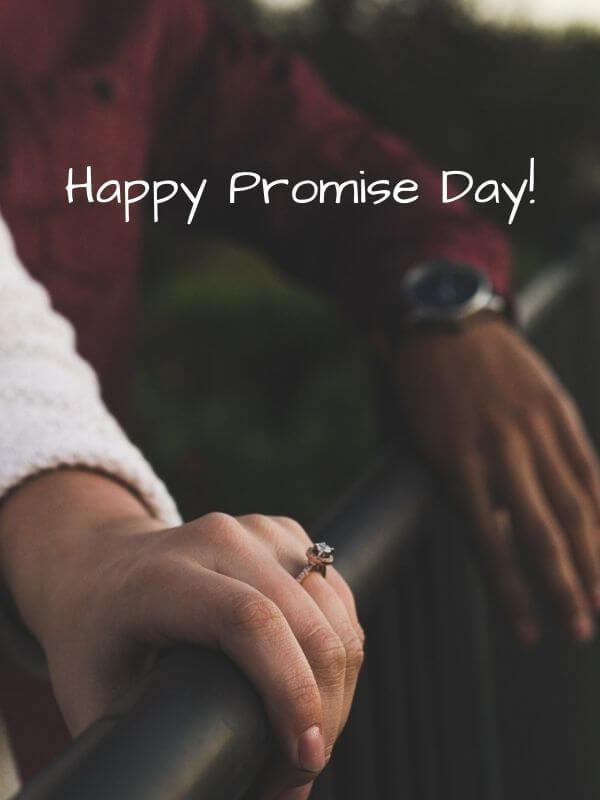 Happy Promise Day Wish for Boyfriend