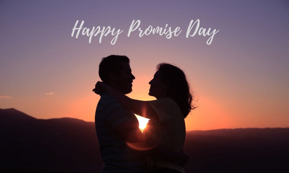 Happy Promise Day Wising for Love