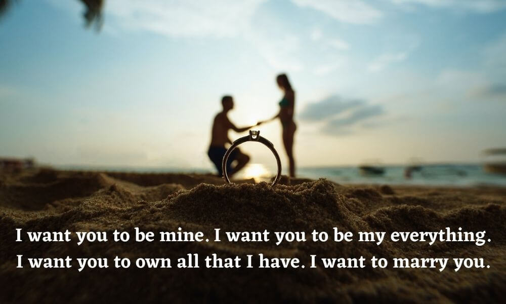 Happy Propose Day Quote for GF