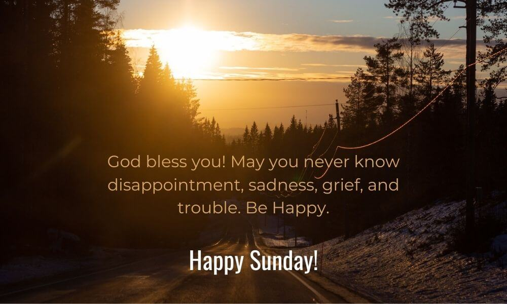 Happy Sunday Quote for Friends