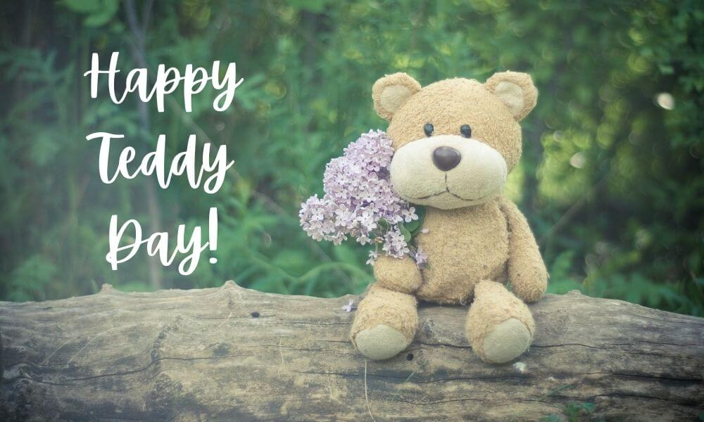 Happy Teddy Day Message for Best Friend