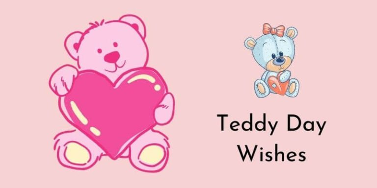 Happy Teddy Day Wishes List