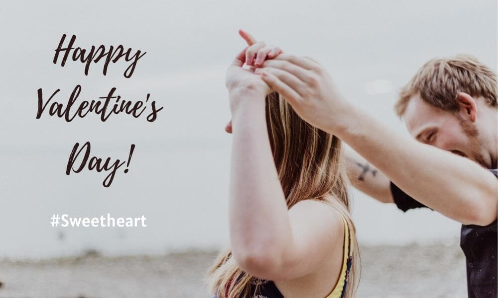 Happy Valentine's Day Message and wish to Wife