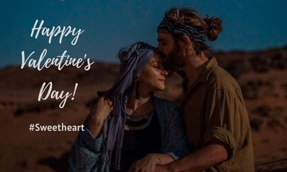 Happy Valentine's Day Message to Sweetie