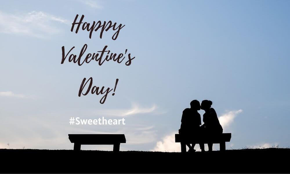 Happy Valentine's Day My Dear Wife