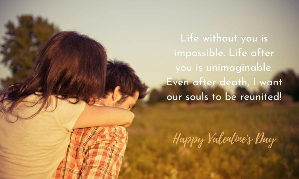 Happy Valentine's Day My Girl
