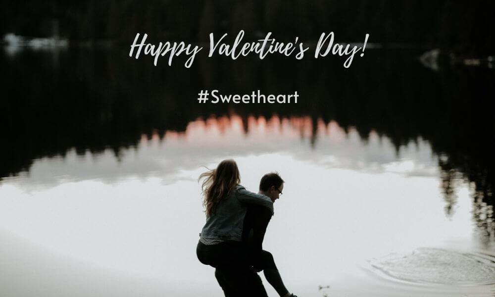 Happy Valentine's Day My Hubby