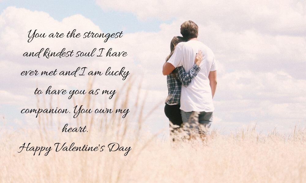 Happy Valentine's Day Sweetheart