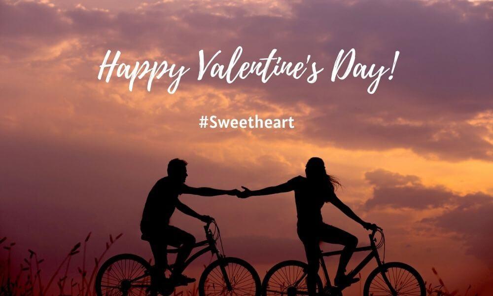 Happy Valentine's Day Wish My Sweetie