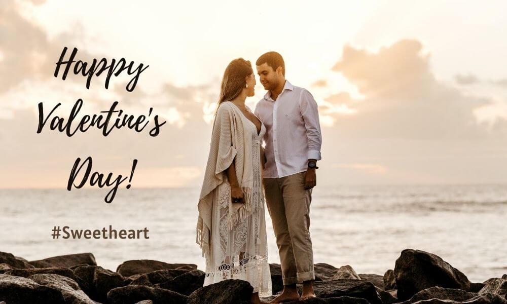 Happy Valentine's Day Wish to Wife