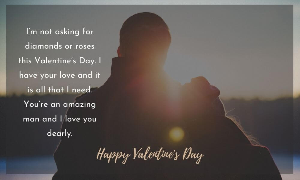 Happy Valentine's Day Wishes for Boy friend