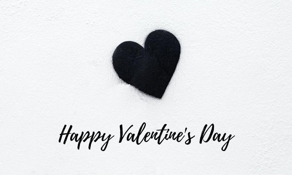 Happy Valentine's Day Love Art