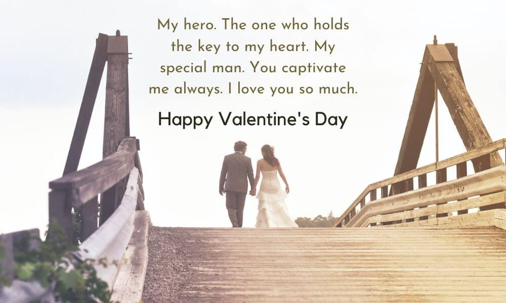 Happy Valentine's Days Message for Darling
