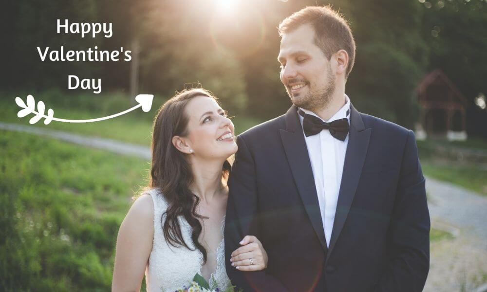 Happy Valentine's Days Wish Hero