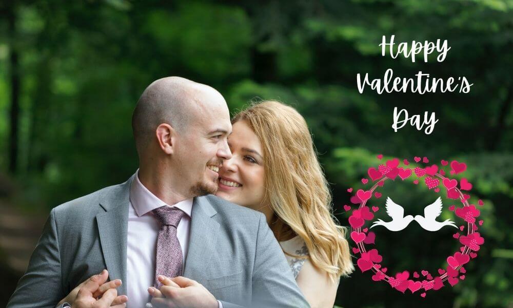Happy Valentine's Wish for Husband