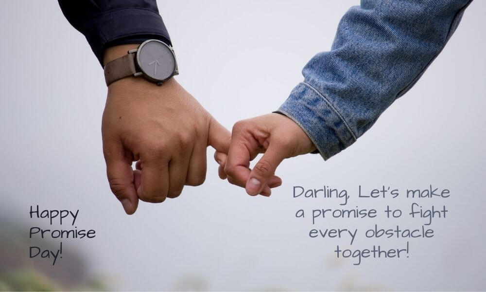Promise Day Quote for Him