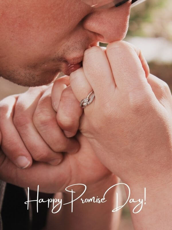 Promise Day Wish Image For Wife