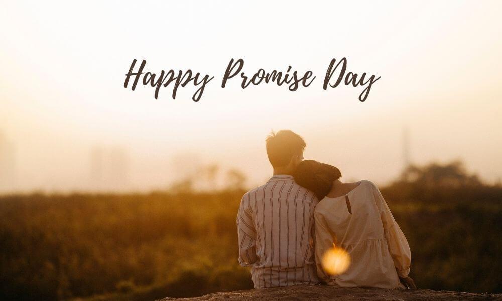 Promise Day Wishing Image