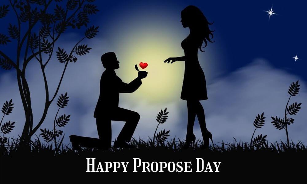 Propose Day Wish