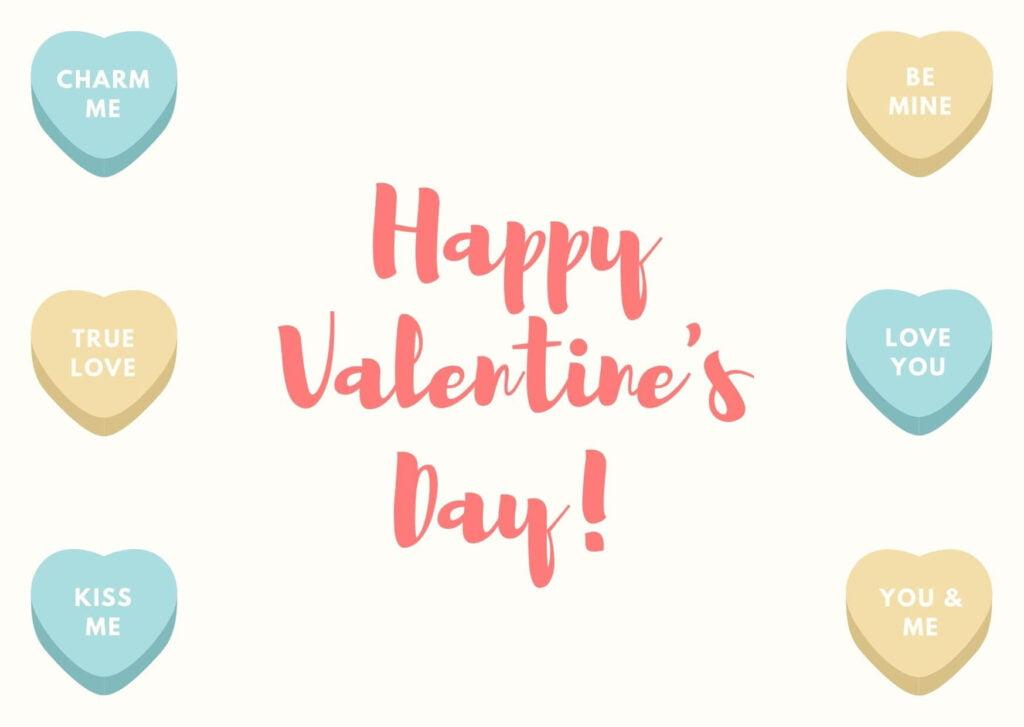 Valentine's Day Card Wish
