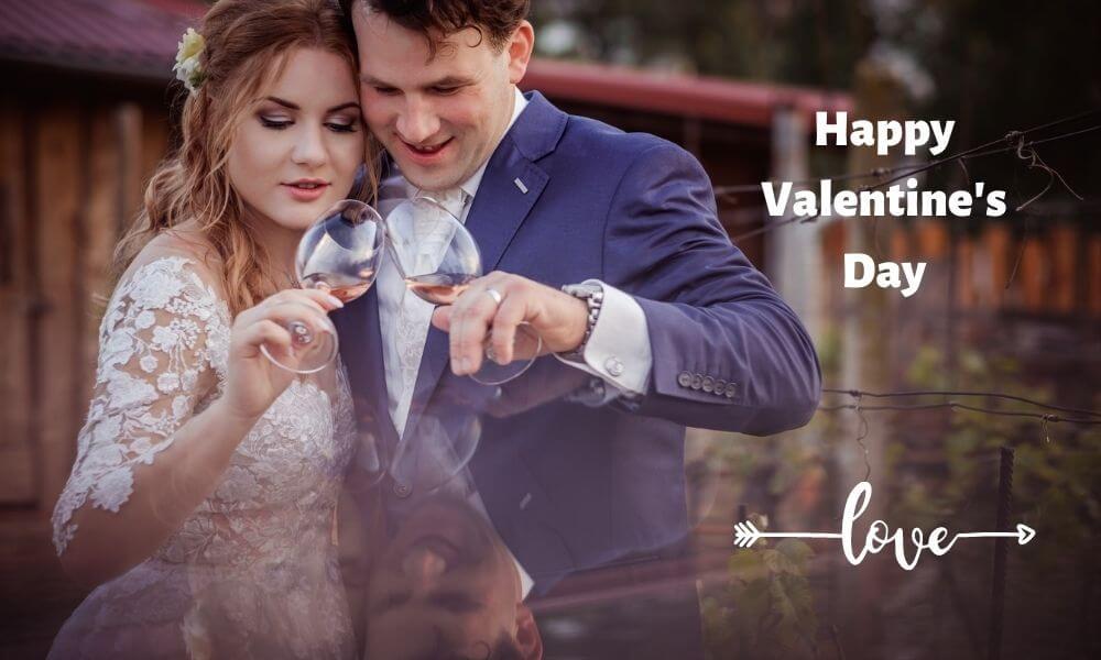 Valentine's Days Wish for Him