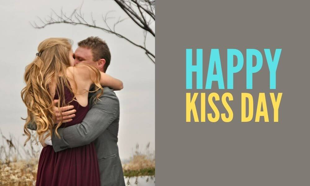 Happy Kiss Day For Handsome