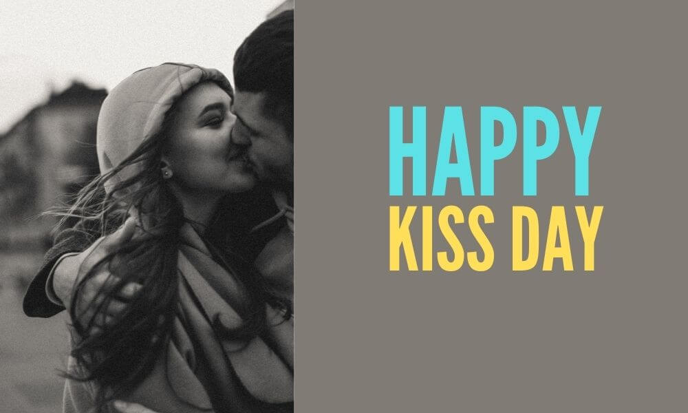 Happy Kiss Day for Beautiful