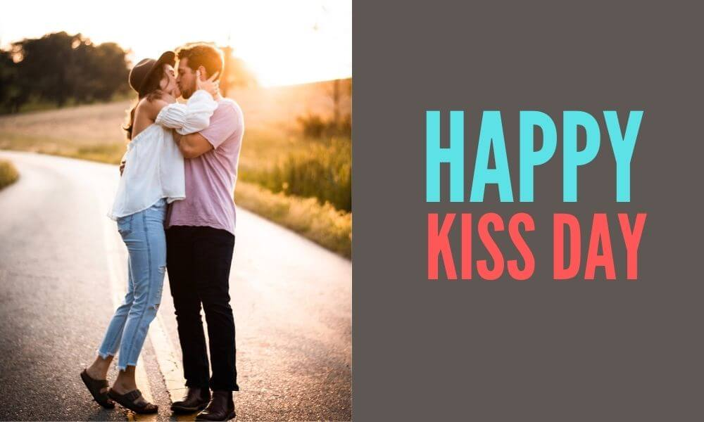 Happy Kiss Day for Sweetheart