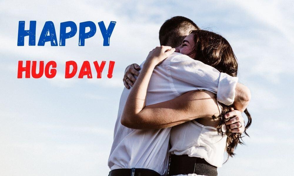 Hug Day Wish for Love
