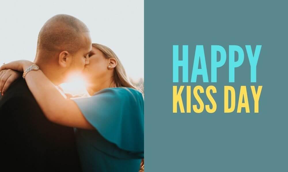 Kiss Day Wish for Boyfriend
