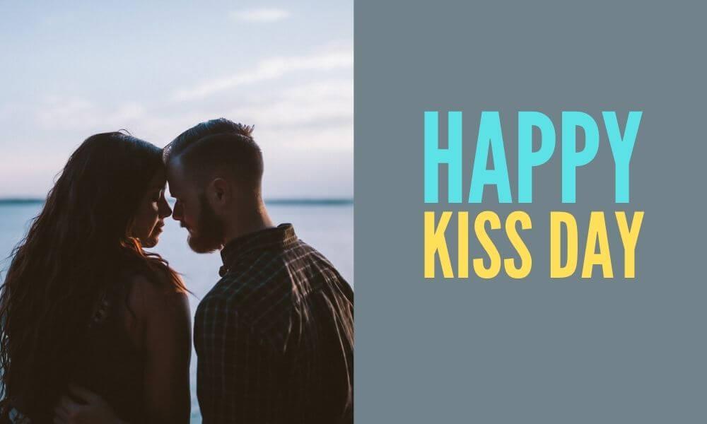 Kissing Day For Boyfriend