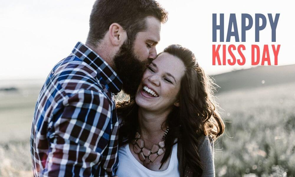 Kissing Day Wish for GF