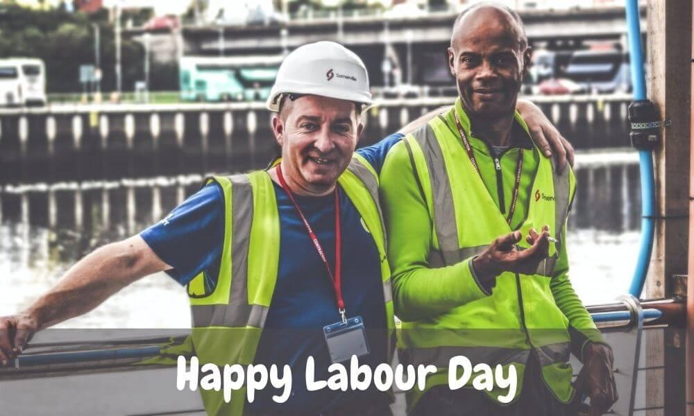 Labor Day Image Wish