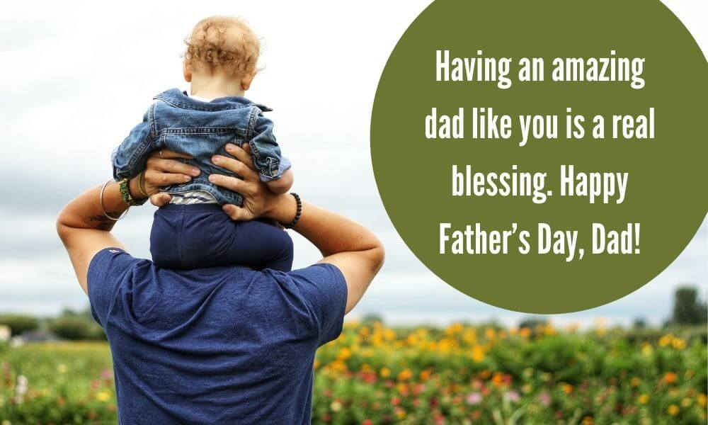 Happy Father's Day Image for Dad